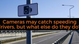 Cameras may catch speeding drivers, but what else do they do?